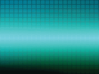 blue and green abstract pattern