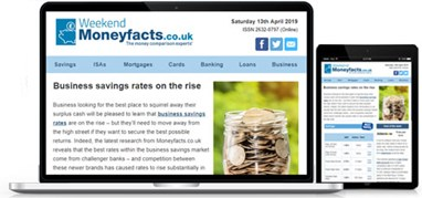 weekend moneyfacts newletter sign up