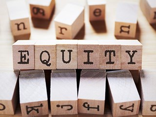 wooden equity blocks